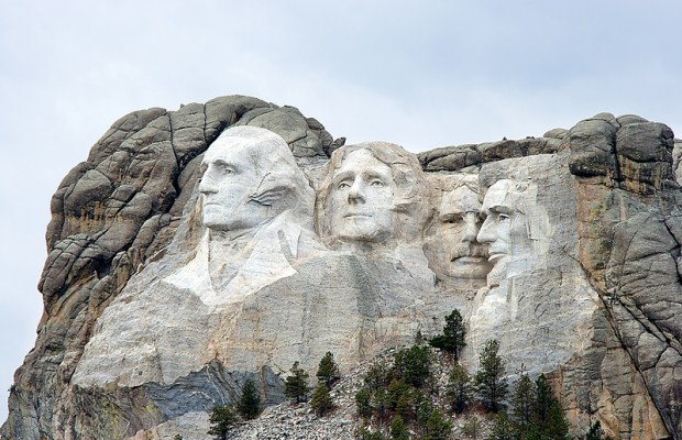 Mount Rushmore And Badlands Visitor Numbers Up