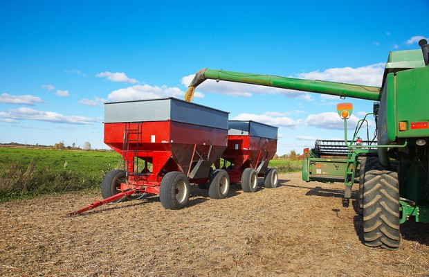 Ag Machinery Sales Fall
