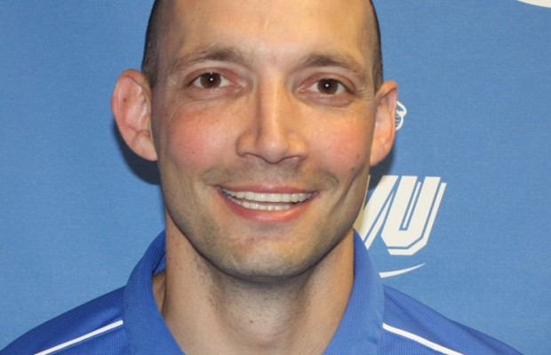 DWU Names Men's Basketball Coach Matt Wilber