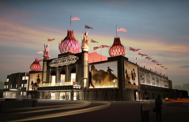 Corn Palace Renovation Plan To Move Forward