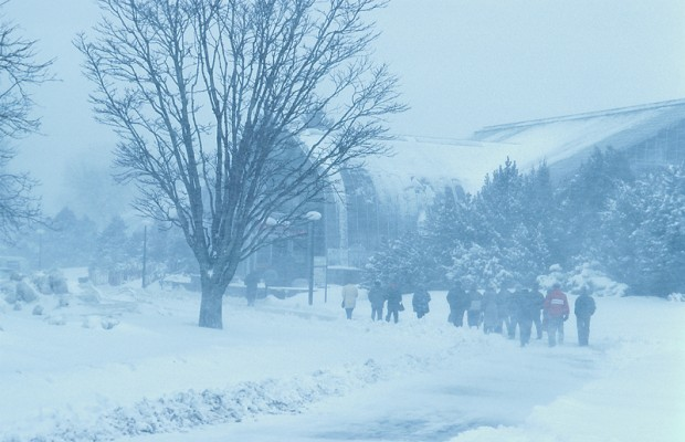 Winter Weather To Hit South Dakota