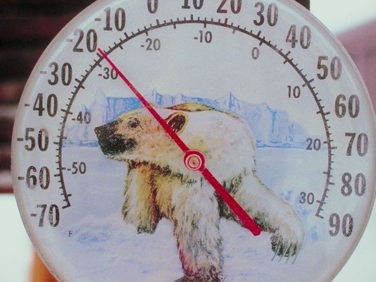 Mitchell Sets Low Temperature Record